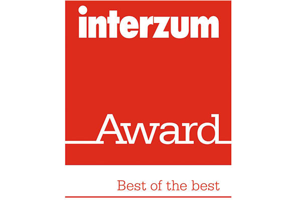 Organoid Award Interzum Award Best of the best